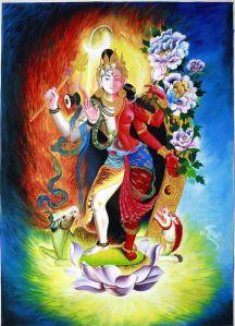 Shiva/Parvati