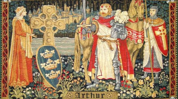 Medieval Arthur
